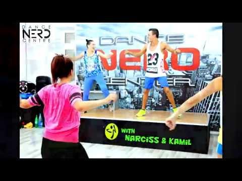 ZUMBA CLASSES in NERO DANCE CENTER by NARCISS (ZIN) & KAMIL (ZIN)
