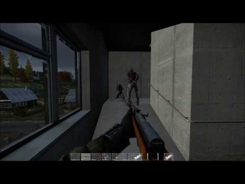 "DayZ SA - ""Hardcore"" - Roleplaying Hostage Situation"