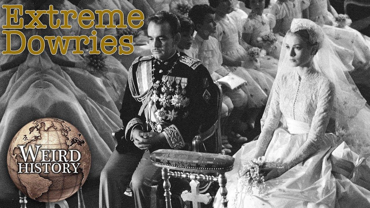 Download The Most INSANE Dowries In History