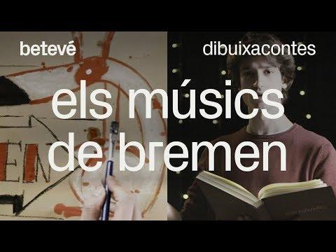 Contes Infantils - Els músics de Bremen -Dibuixacontes | betevé