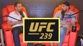 UFC 239 Recap: Jones Looked Beatable, Rockhold Retirement, Diego's New Coach