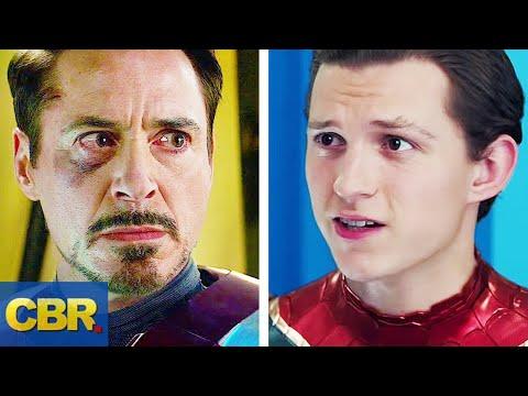 Tony Stark's Dark Secret Will Be Revealed In Spider-Man Far From Home