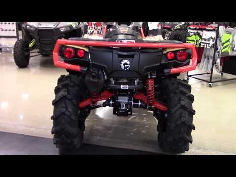 2019 Can-Am OUTLANDER XMR 1000 REFI - New ATV For Sale - Elyria, OH