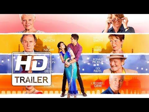 Trailer do filme O exótico Hotel Marigold 2