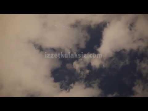 İzmir'i ufolar istila etti