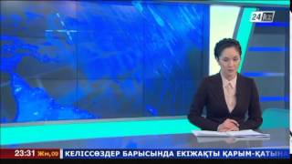 Президент Казахстана провел переговоры с главой МИД ФРГ