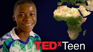 Kelvin Doe at TEDxTeen