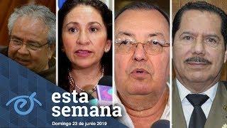???? #EstaSemana con Carlos F. Chamorro: Las sanciones de EE.UU. y Canadá
