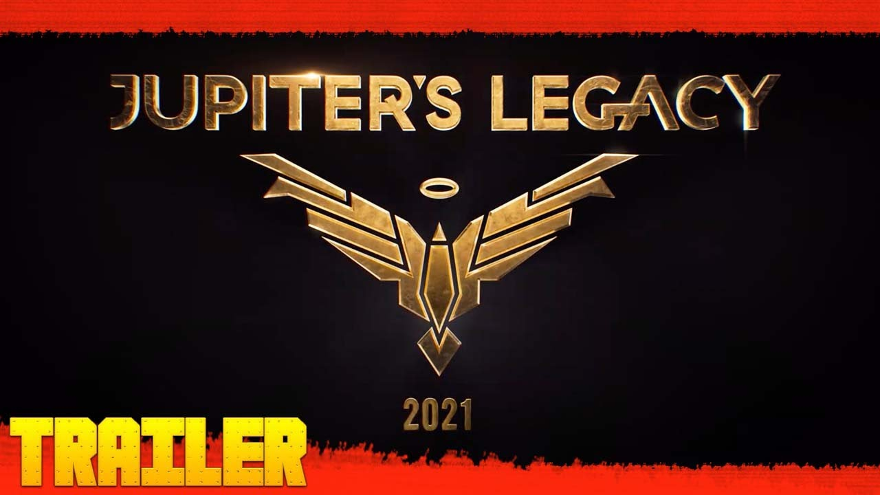 El Legado De Júpiter (2021) Netflix Serie Teaser Oficial Subtitulado