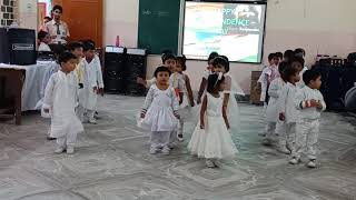 Ek  Do Action Song Performed by Students of LKG