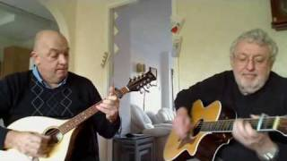 Dirty Old Town - Guitar and Octave Mandolin