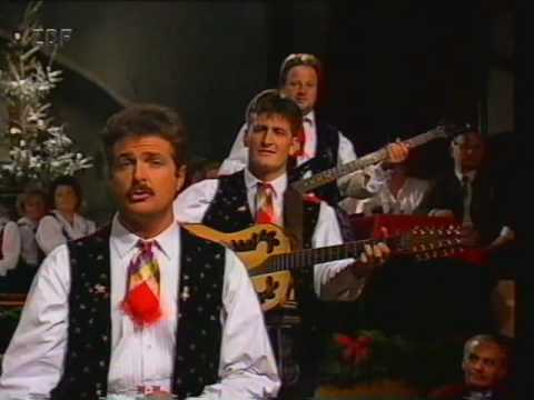 Kastelruther Spatzen - Weihnachten daheim (1994)
