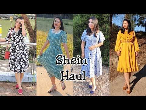 Huge Affordable Try On Clothing Haul | Shein Review And Discount Code