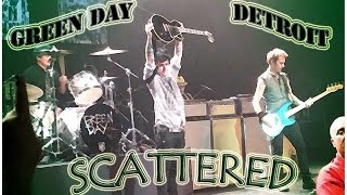 Gambar cover Green Day Detroit: Scattered (Live)