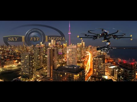 Professional Drone Aerial Video - Sky Eye Media 2014 Review