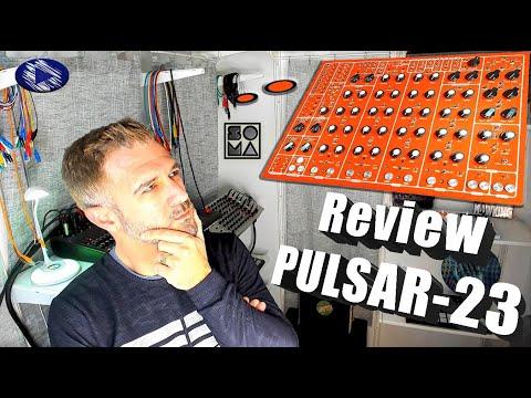 Review PULSAR-23 SOMA Laboratory (Français)