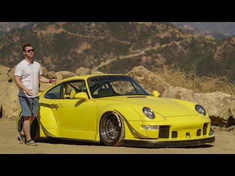 The COOLEST Porsche In The World?