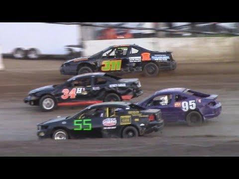 Challenger Feature   Eriez Speedway   9-23-18