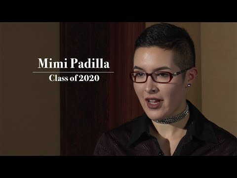 Spiritual Lives at Lawrence: Mimi Padilla