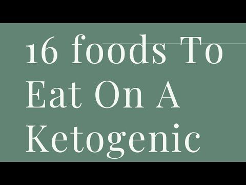 16-foods-to-eat-on-a-ketogenic-diet-|-healthy-home-made