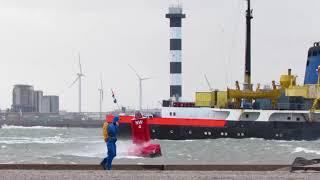 Orkan Sebastian / Hook of Holland   13.09.2017