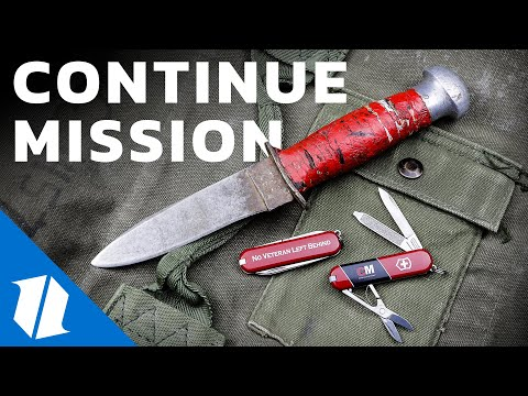 What Knife Does an Army IED Hunter Carry? | Knife Banter S2 (Ep 11)
