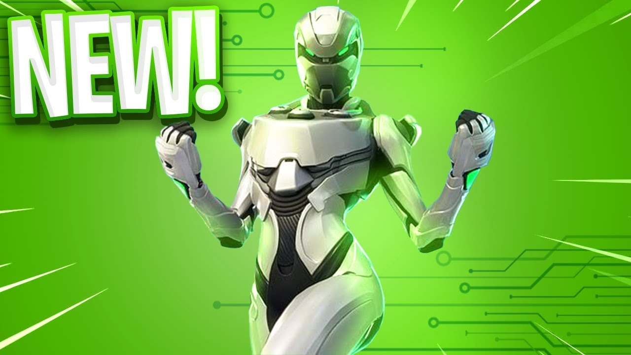 The New XBOX Skin Bundle in Fortnite.. - YouTube