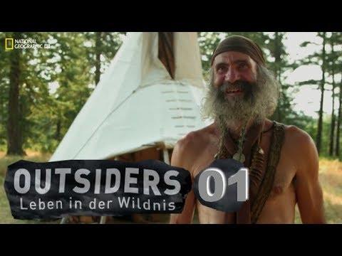 Outsiders - Leben in der Wildnis | S01E01 | Willkommen in der Wildnis | Doku deutsch