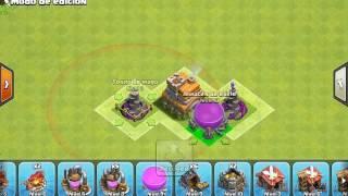 Aldea defensiva th7 (sin rey barbaro)