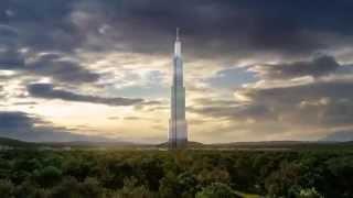 China vai (iria) inaugurar o prédio mais alto do mundo em 2014