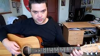 Если бы не было вина - Сектор Газа (разбор на гитаре)