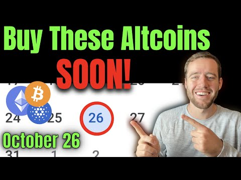 Best Crypto To Buy Before Next Week!