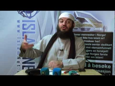 Dr. Haitham al-Haddad Press Conference in Norway