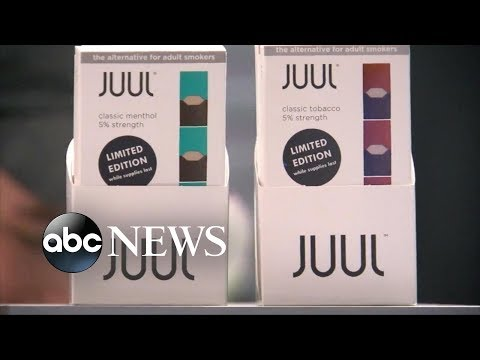 Juul to stop selling most ecigarette flavor pods in stores