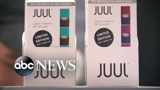 Juul to stop selling most e-cigarette flavor pods in stores