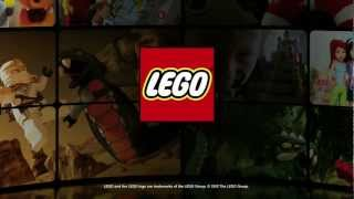 The ALL NEW Official LEGO Channel on YouTube! http://www.youtube.com/LEGO