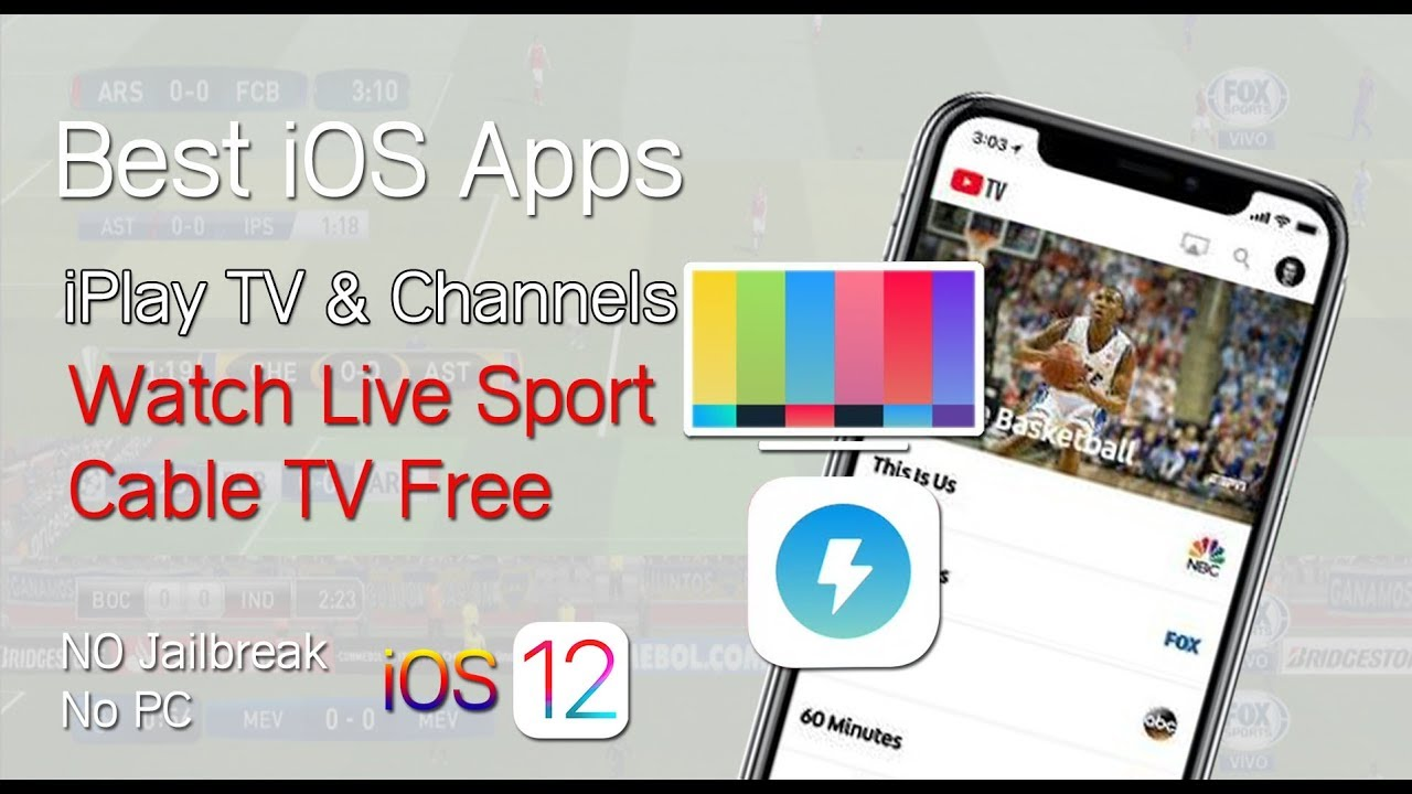Best app to watch free football on iphone