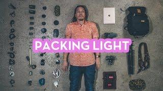 My ULTIMATE Filmmaking kit for Travel - Part 1