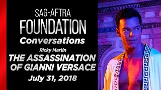 Conversations with Ricky Martin of THE ASSASSINATION OF GIANNI VERSACE: AMERICAN CRIME STORY