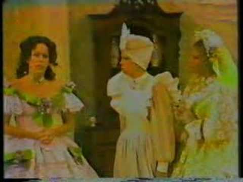 Curtains Ideas carol burnett curtain rod : Carol Burnett - Gone With The Wind Part 1 - YouTube