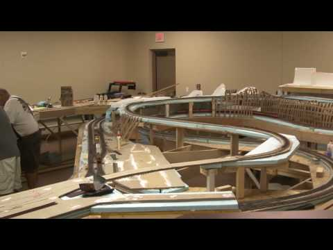 Sun City Model Rail Road Club – The New Layout