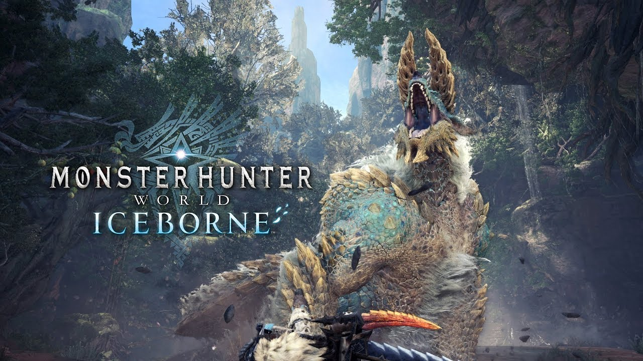 Monster Hunter World: Iceborne - Zinogre Trailer thumbnail