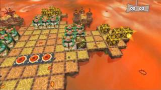 Voodoo Dice - Prince of the Desert achievement - Part 2 of 2: World 2 levels 9 - 15