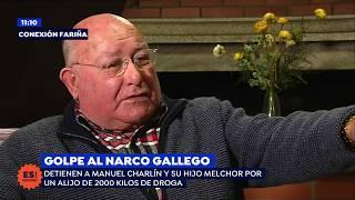 Vídeo: Manuel Charlín, la historia de un clan - ALEJANDRO VIGARA DELGADO