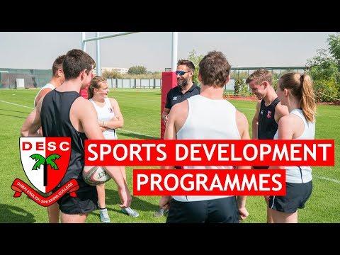 DESC Sports Development Programmes