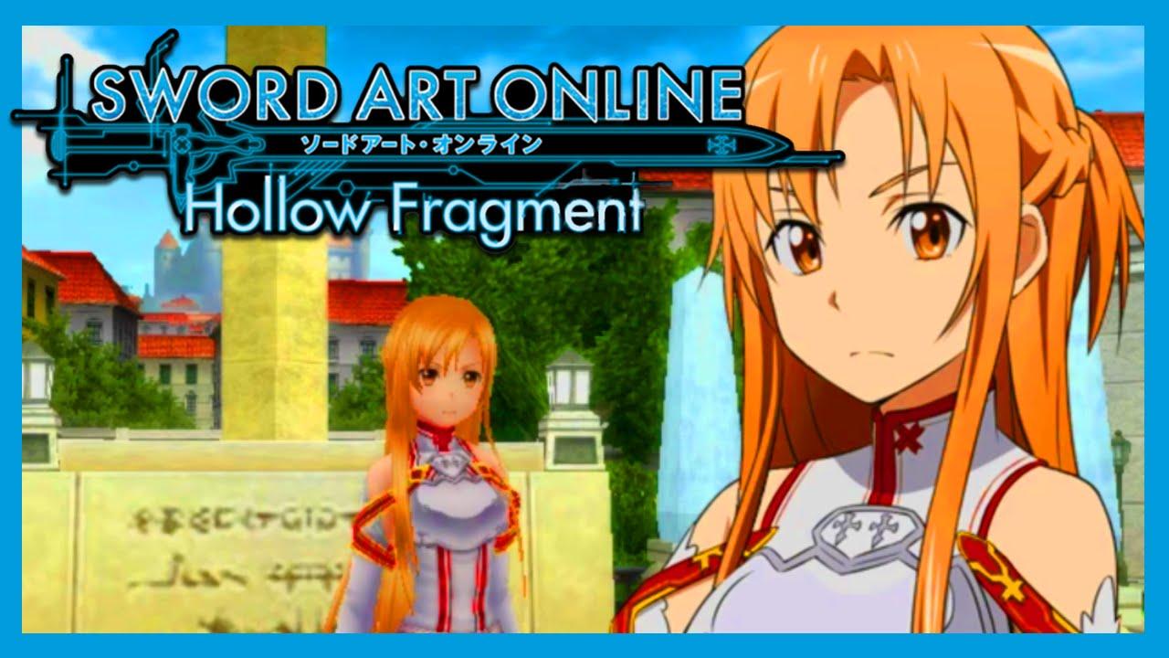 Sword Art Online Hollow Fragment English PS Vita Part 21