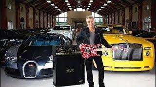 Eddie Van Halen's Lifestyle ★ 2018