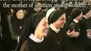 Spanish cloistered nuns see surge in vocations  Lerma Burgos Spain
