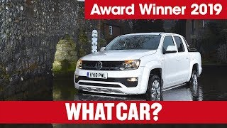Volkswagen Amarok – why it's our 2019 Pick-up of the Year | What Car? | Sponsored