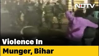 Man Killed, Many Hurt In Firing During Idol Immersion In Bihar's Munger